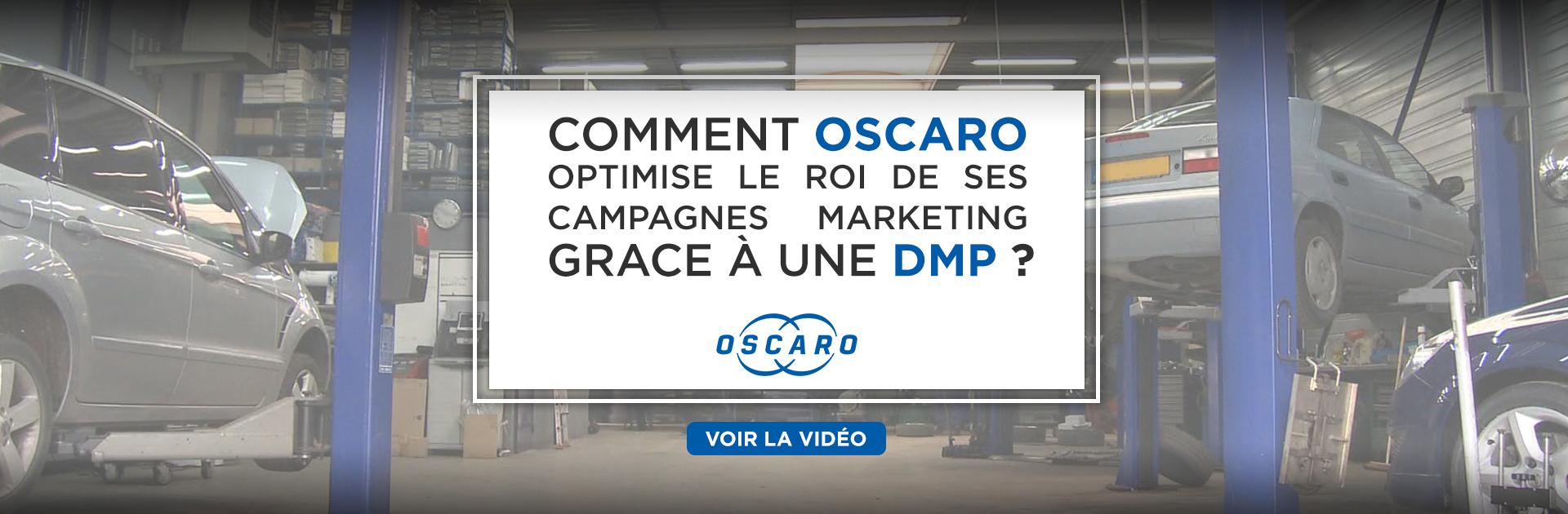 Video : Comment Oscaro optimise le ROI de ses campagnes marketing grâce à une DMP