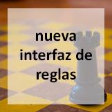 nueva interfaz