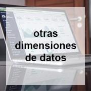 dimensión de datos