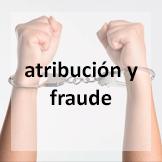 atribucion y fraude