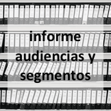 audiencias segmentos