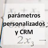 parámetros personalizados
