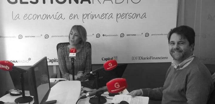 """Entrevista a pierre saisset en el programa """"primera hora"""" de gestiona radio"""
