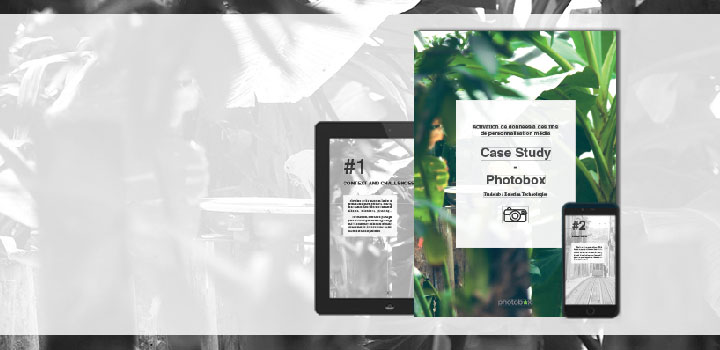 DMP & Programmatique : Comment Photobox chouchoute ses audiences ?