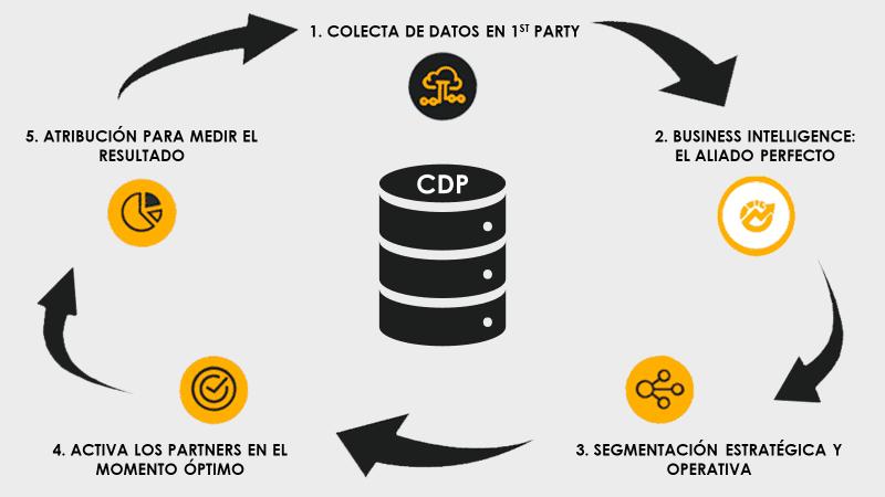ecosistema CDP