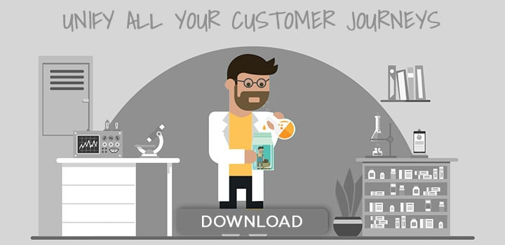 Unify all your customer journeys