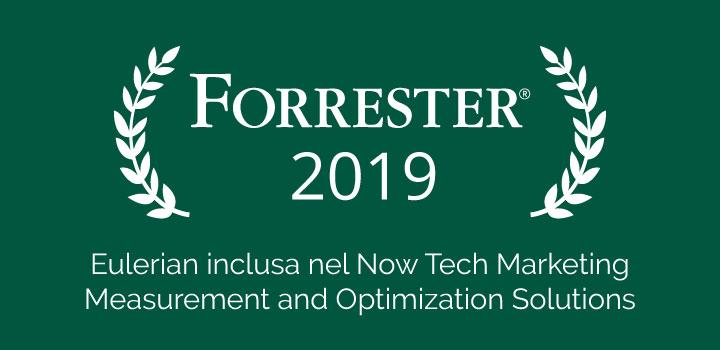 Riconoscimenti Forrester 2019