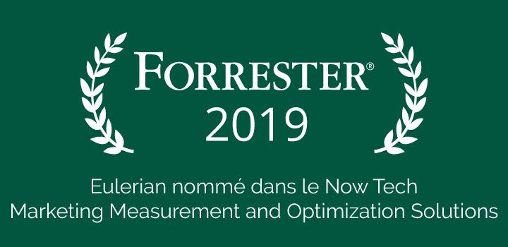 Récompense Forrester 2019