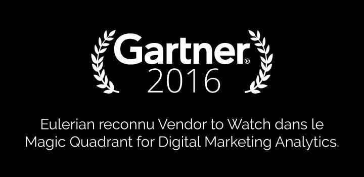 Récompense Gartner 2017