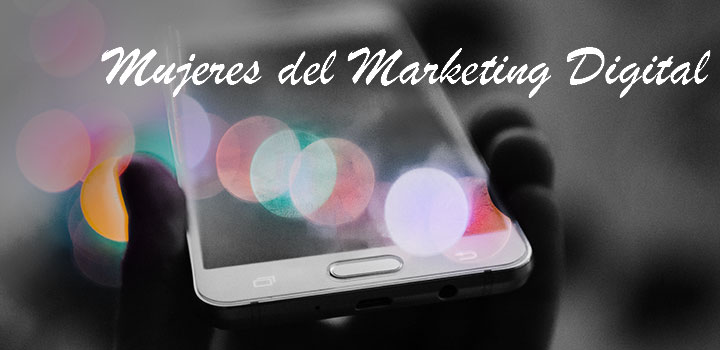 Mujeres del marketing digital