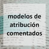 Tips - Modelos de atribución comentados