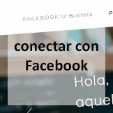 Tips - conectar con Facebook