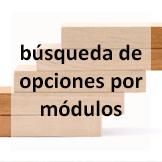 Tips - búsqueda de opciones por módulos