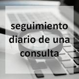 Tips - seguimiento diario de una consulta