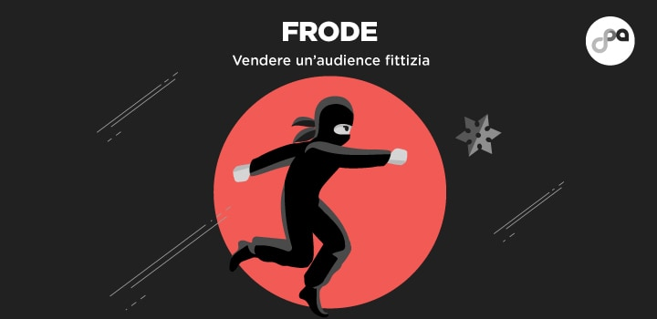 Frode  - vendere un'audience fittizia