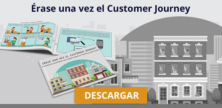 Descarga el libro blanco Érase una vez el Customer Journey