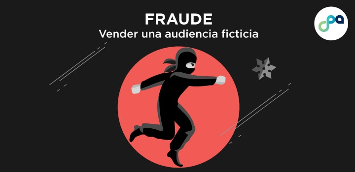 Fraude: vender una audiencia ficticia