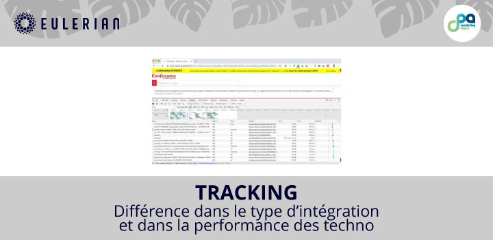 Tracking : Plan de taggage