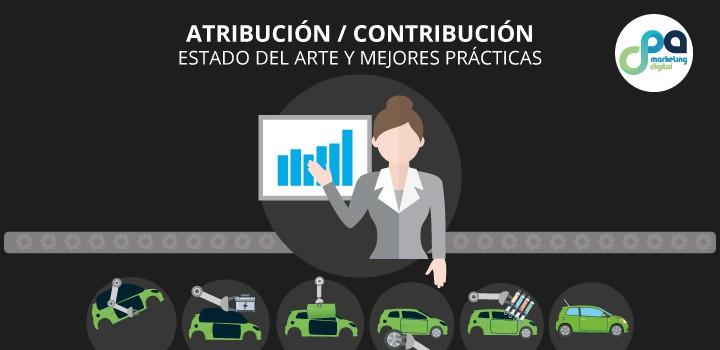 Atribución / Contribución - Estado del arte y mejores prácticas