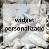 Tips - widget personalizado